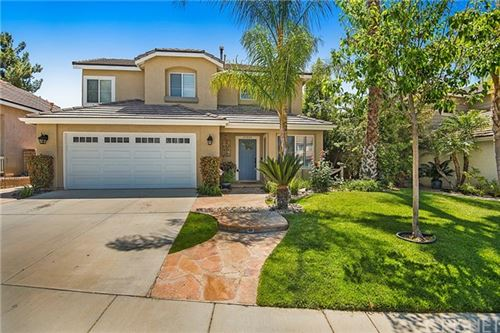 Photo of 23806 Robindale Place, Valencia, CA 91354 (MLS # SR21097244)