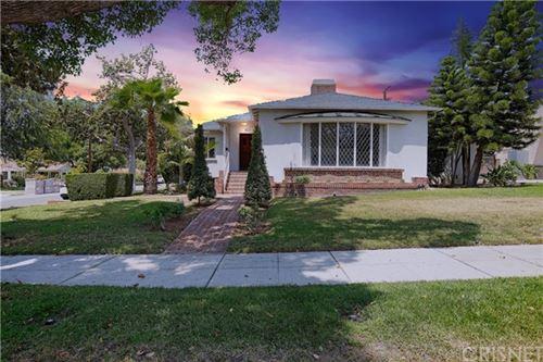 Photo of 1405 Idlewood Road, Glendale, CA 91202 (MLS # SR21123244)