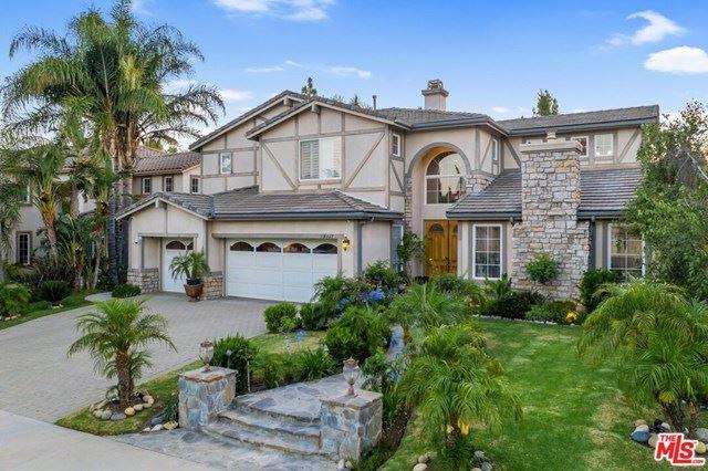 10461 AMBERWOOD Lane, Porter Ranch, CA 91326 - MLS#: 20594244