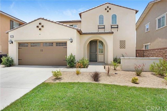 16263 Blue Iris Street, Fontana, CA 92336 - MLS#: IV21134244