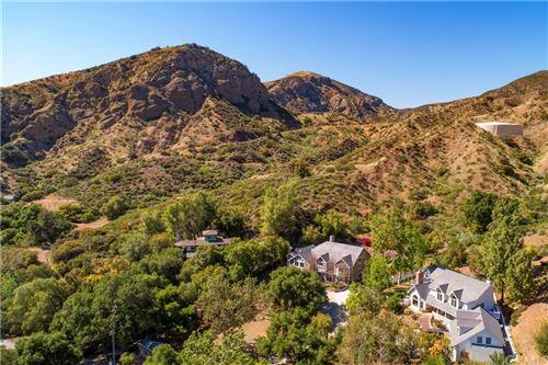 Photo of 29305 Modjeska Canyon Road, Modjeska Canyon, CA 92676 (MLS # OC21074245)