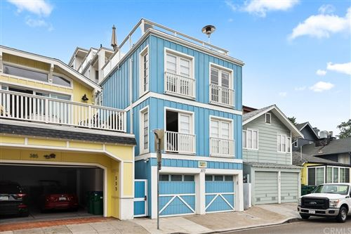 Photo of 377 Mermaid Street #3, Laguna Beach, CA 92651 (MLS # OC21220245)