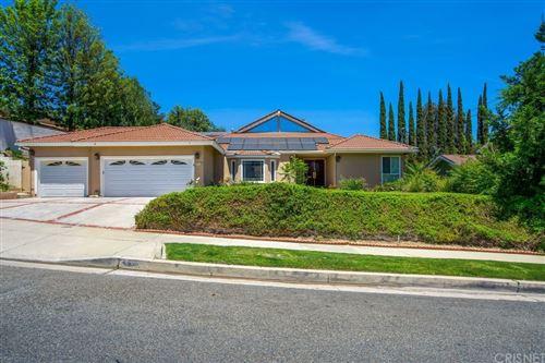 Photo of 3918 Bon Homme Road, Calabasas, CA 91302 (MLS # SR21122245)