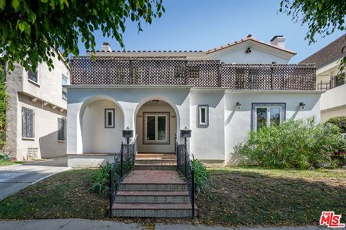 Photo of 328 N Sierra Bonita Avenue, Los Angeles, CA 90036 (MLS # 20637246)