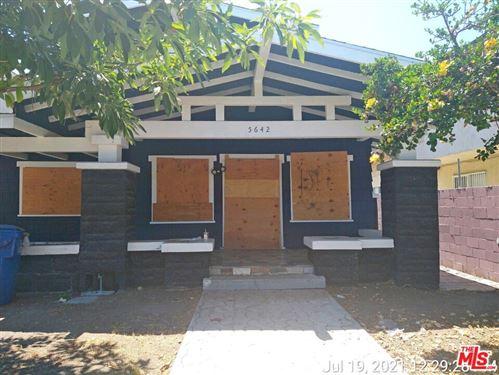 Photo of 5642 La Mirada Avenue, Los Angeles, CA 90038 (MLS # 21763246)