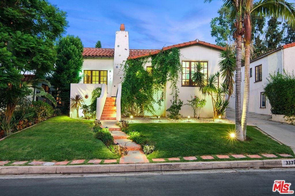3378 Bennett Drive, Los Angeles, CA 90068 - MLS#: 21787246