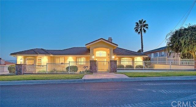 Photo of 2350 Rim Road, Bradbury, CA 91008 (MLS # CV20139247)