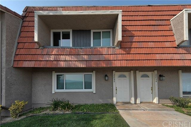 Photo for 22536 Paseo Terraza #51, Saugus, CA 91350 (MLS # SR20195247)