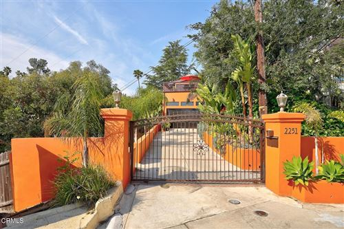 Photo of 2251 Sunset Heights Drive, Los Angeles, CA 90046 (MLS # P1-5248)
