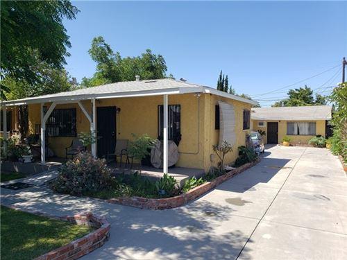 Photo of 12110 12108 Elliott Avenue, El Monte, CA 91732 (MLS # PW21126248)