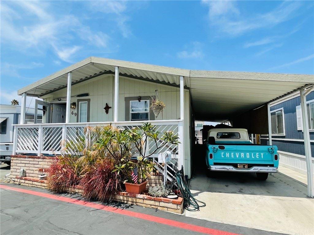 Photo of 7652 Garfield #69, Huntington Beach, CA 92648 (MLS # OC21162248)