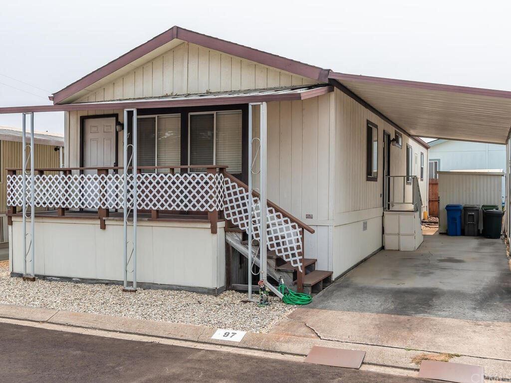 3395 S Higuera Street #97, San Luis Obispo, CA 93401 - MLS#: SC21186248