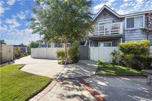 Photo of 8463 De Soto Avenue #46, Canoga Park, CA 91304 (MLS # SR21201249)