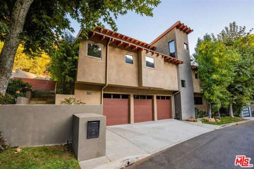 Photo of 3682 MANDEVILLE CANYON Road, Los Angeles, CA 90049 (MLS # 19524250)