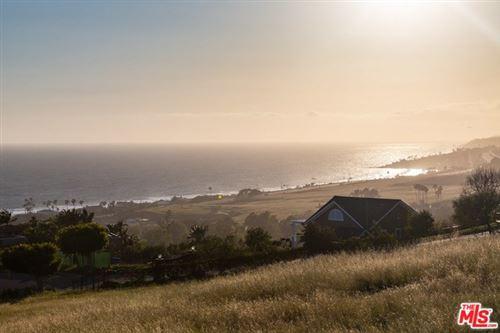 Photo of 6270 SEA STAR Drive, Malibu, CA 90265 (MLS # 20572250)
