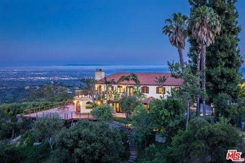 Photo of 2652 WESTRIDGE Road, Los Angeles, CA 90049 (MLS # 20592250)