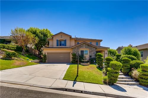 Photo of 28414 Falcon Crest Drive, Canyon Country, CA 91351 (MLS # TR21188250)