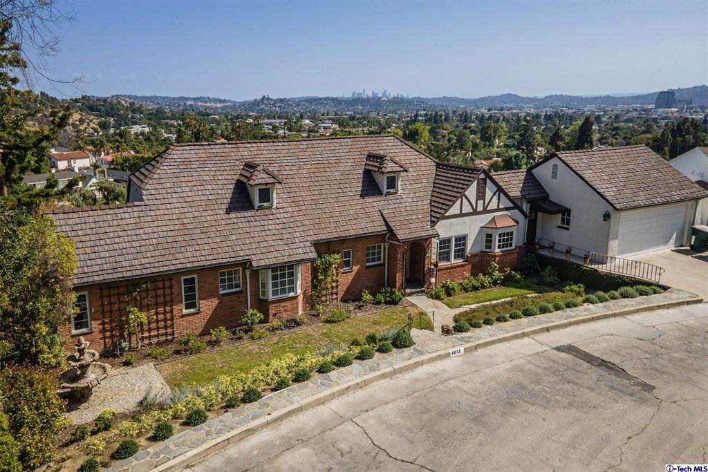 Photo of 1012 Hillcroft Road, Glendale, CA 91207 (MLS # 320006250)