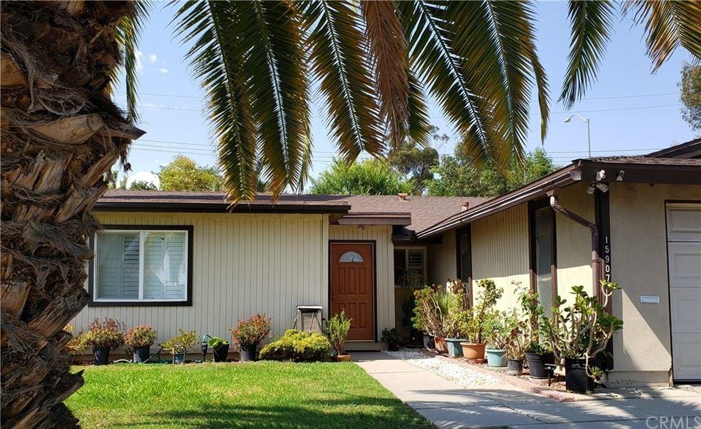 15907 Garo Street, Hacienda Heights, CA 91745 - MLS#: CV21195250