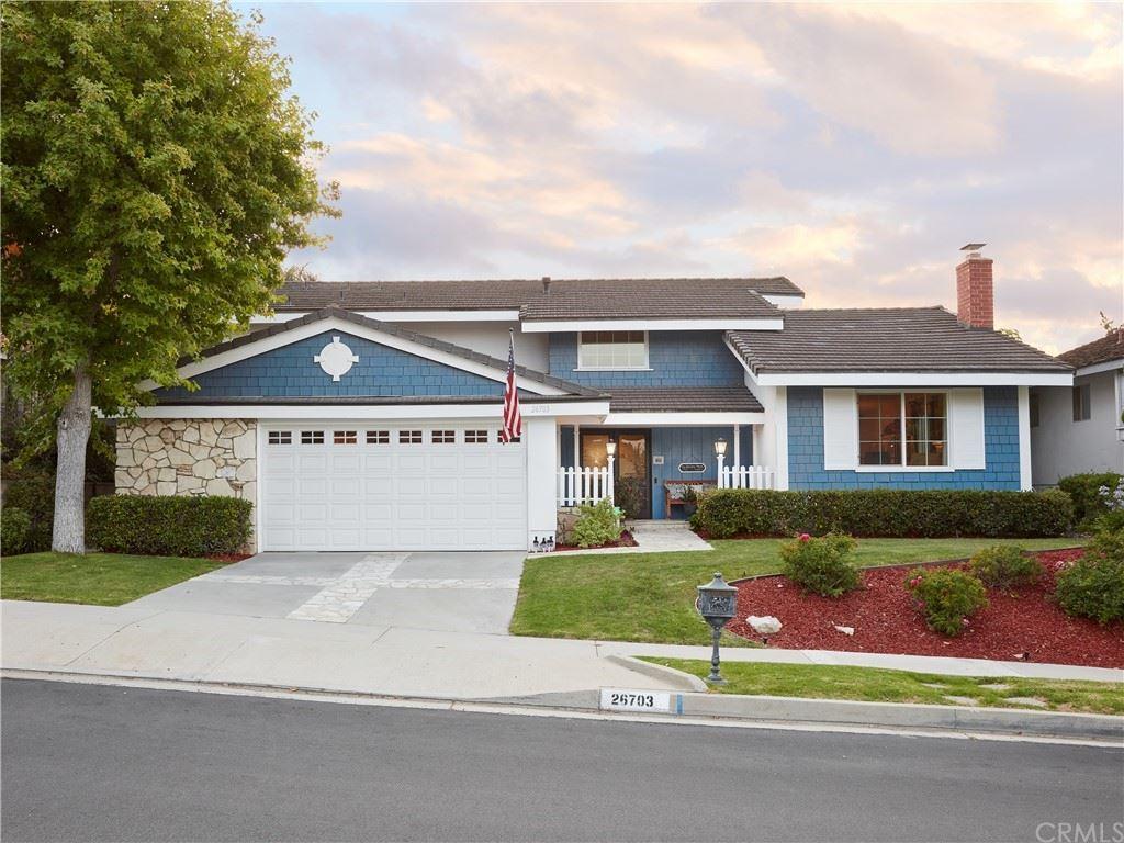26703 Hawkhurst Drive, Rancho Palos Verdes, CA 90275 - MLS#: SB21163250