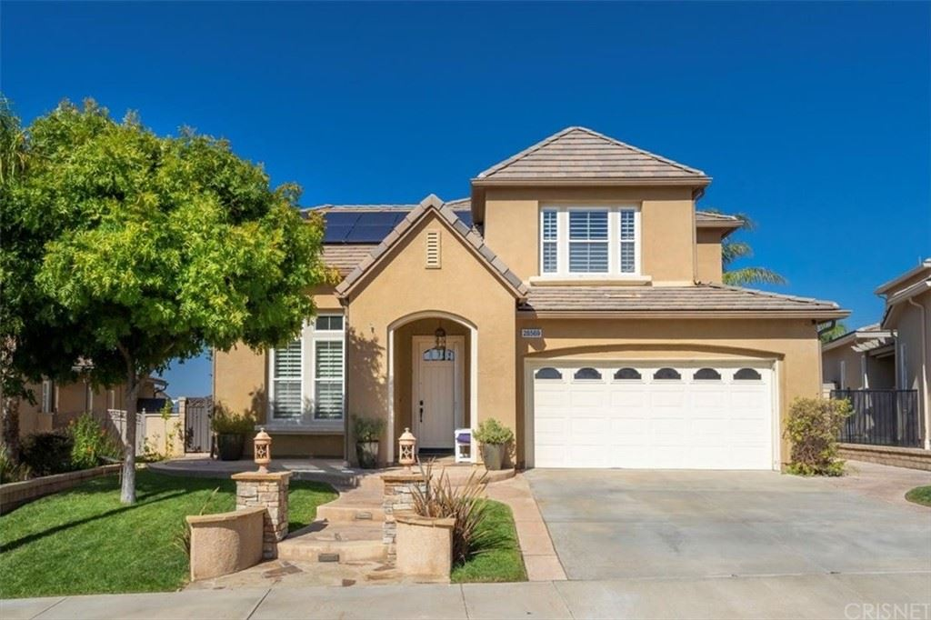 28569 Faryn Court, Santa Clarita, CA 91350 - MLS#: SR21225250