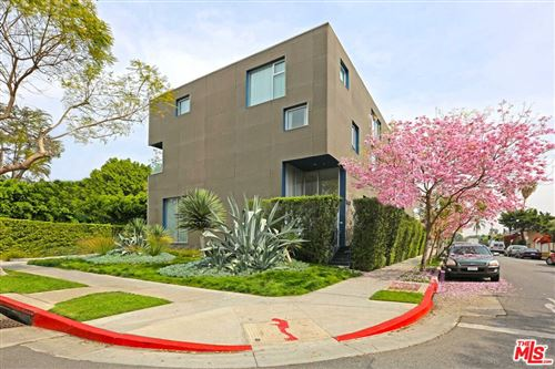 Photo of 7917 Willoughby Avenue #3, West Hollywood, CA 90046 (MLS # 21785252)