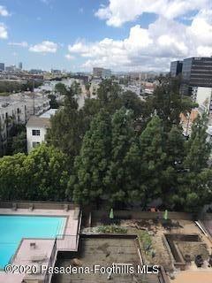 Photo of 321 S San Vicente Boulevard #804, Los Angeles, CA 90048 (MLS # 820003252)