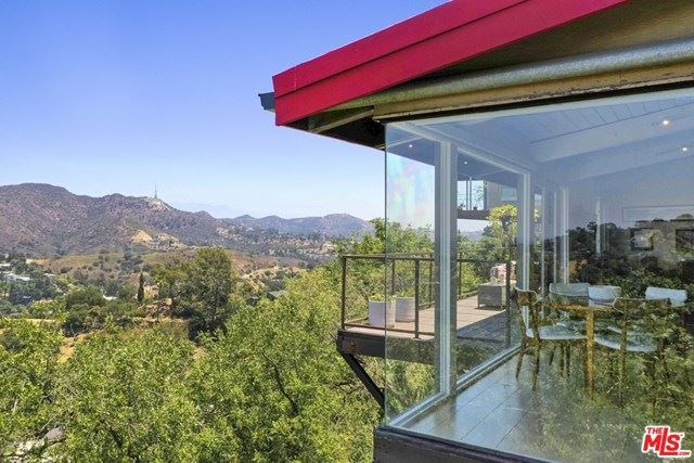 Photo of 7185 Pacific View Drive, Los Angeles, CA 90068 (MLS # 20601252)