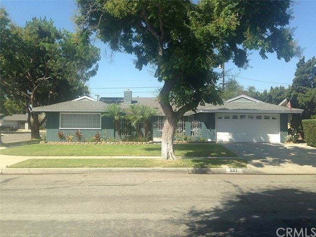557 S Chantilly Street, Anaheim, CA 92806 - MLS#: OC20084252