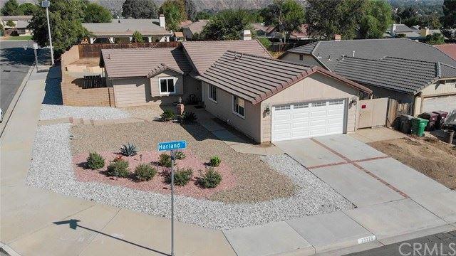 23224 Harland Drive, Moreno Valley, CA 92557 - MLS#: IV20222253
