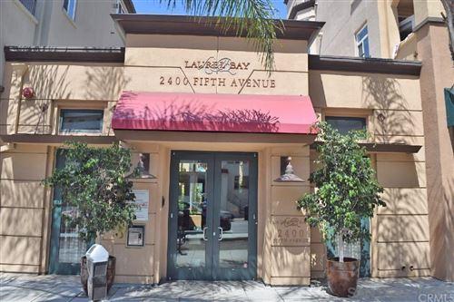 Photo of 2400 5th Avenue #107, San Diego, CA 92101 (MLS # OC21142254)