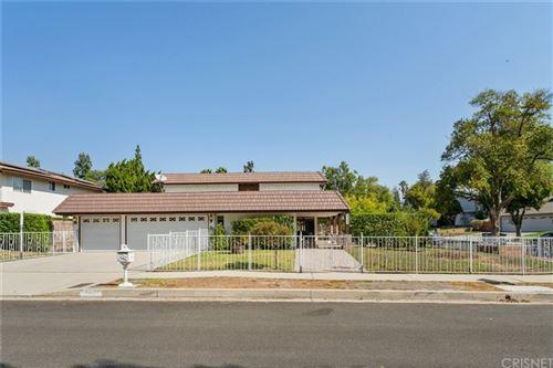 Photo of 18801 Celtic Street, Granada Hills, CA 91326 (MLS # SR21198254)