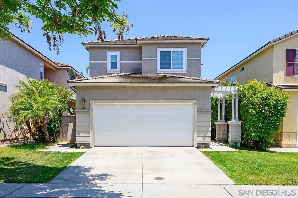 1283 Mill Valley Road, Chula Vista, CA 91913 - #: 210018254