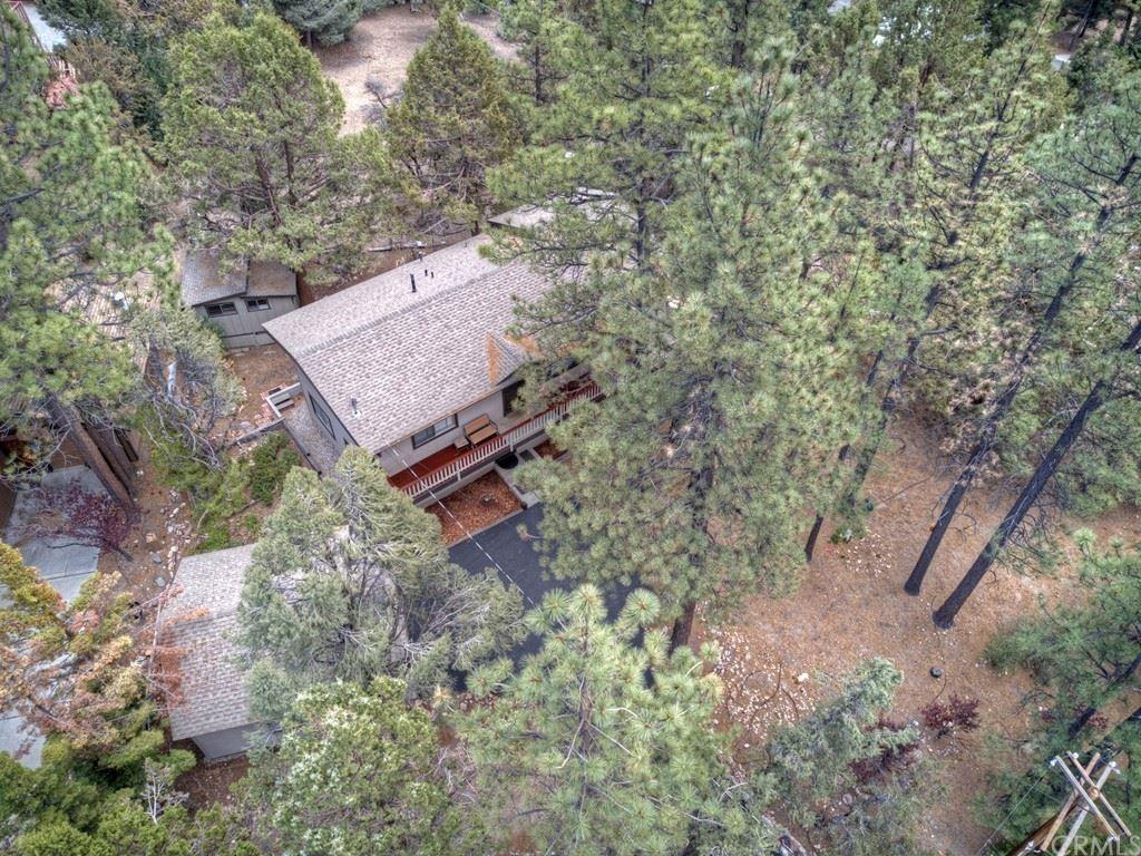 1068 Lookout Mountain Road, Big Bear City, CA 92314 - #: EV21195254