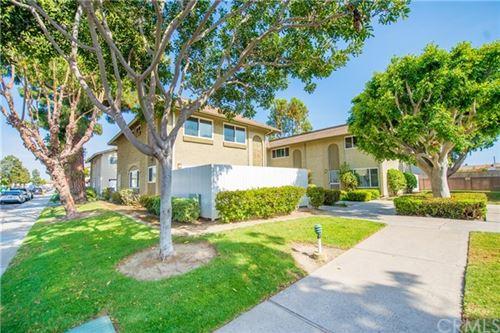 Photo of 9582 Pettswood Drive #7, Huntington Beach, CA 92646 (MLS # OC21102255)