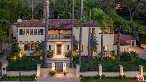 Photo of 1130 Tower Road, Beverly Hills, CA 90210 (MLS # 21701256)