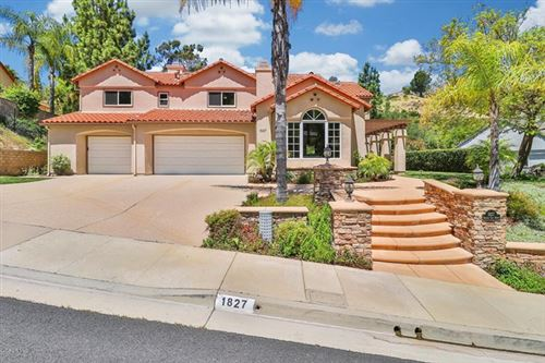 Photo of 1827 Kirsten Lee Drive, Westlake Village, CA 91361 (MLS # 220005256)
