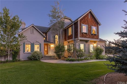 Photo of 46685 Benito Wilson Road, Big Bear, CA 92314 (MLS # CV21202256)
