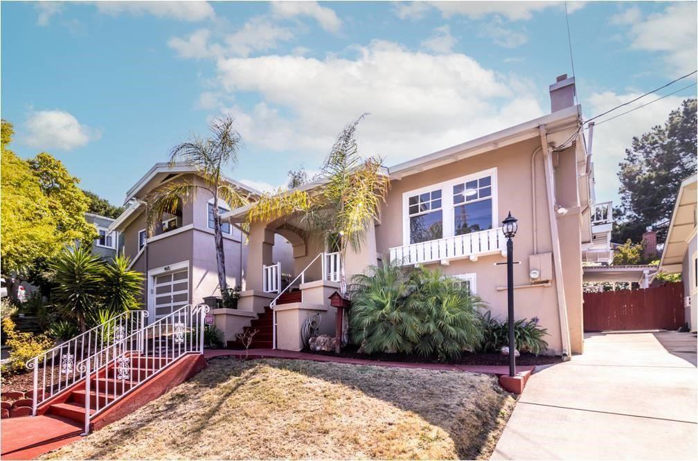 4603 Brookdale Avenue, Oakland, CA 94619 - MLS#: ML81859256