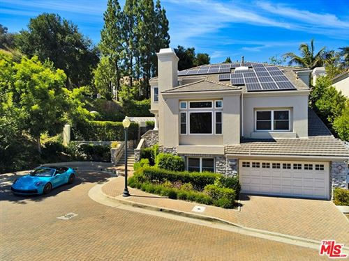 Photo of 11821 GWYNNE Lane, Los Angeles, CA 90077 (MLS # 20575258)