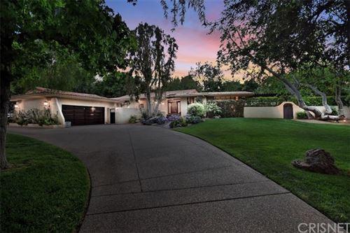 Photo of 5275 ROUND MEADOW Road, Hidden Hills, CA 91302 (MLS # SR21007258)