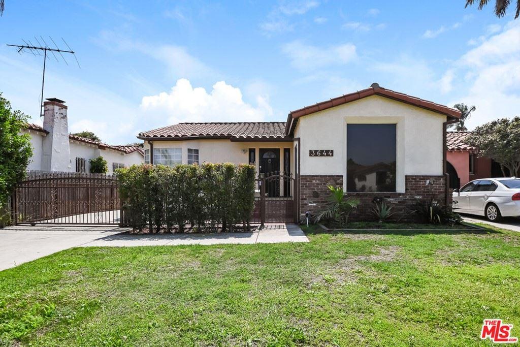 3644 W 62Nd Street, Los Angeles, CA 90043 - MLS#: 21781258