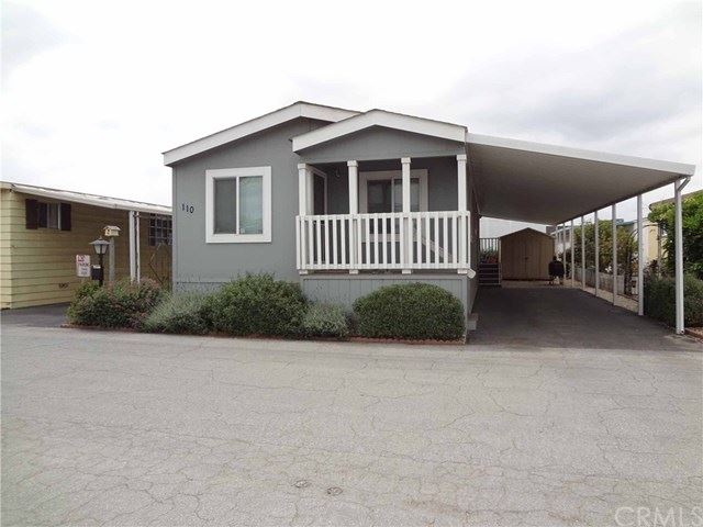 1701 S Thornburg Street #110, Santa Maria, CA 93458 - MLS#: PI20152258