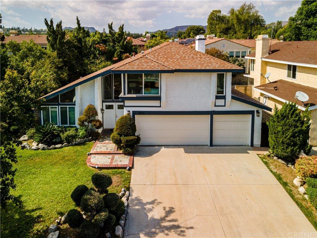 7647 Quimby Avenue, West Hills, CA 91304 - #: SR21230258