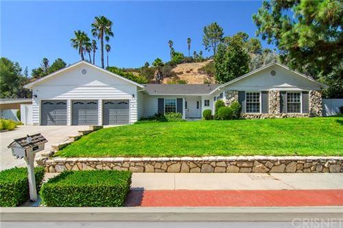Photo of 4652 Arriba Drive, Tarzana, CA 91356 (MLS # SR20133259)