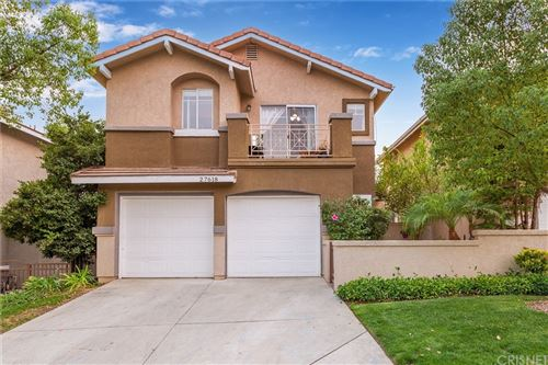 Photo of 27618 Morning Glory Place, Castaic, CA 91384 (MLS # SR21209259)
