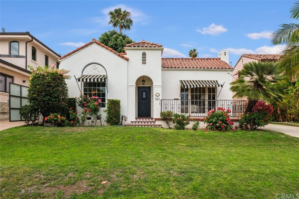 Photo of 521 Olmsted Drive, Glendale, CA 91202 (MLS # AR21141259)