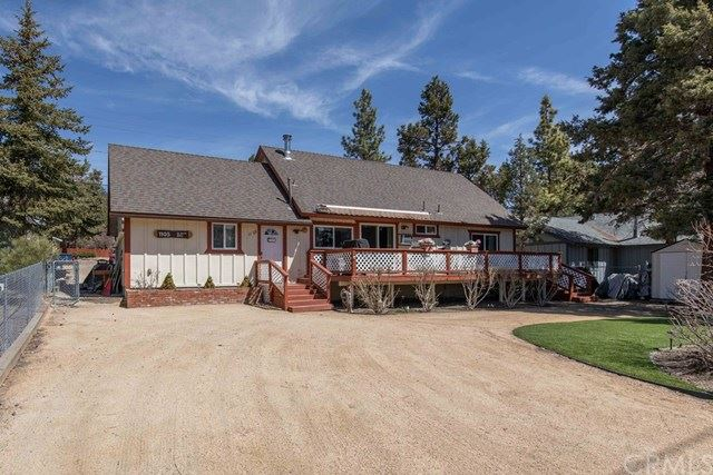 1105 W North Shore Drive, Big Bear City, CA 92314 - MLS#: EV21075259
