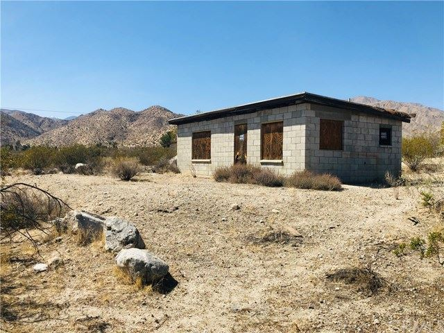 1 Big Morongo Canyon Road, Morongo Valley, CA 92256 - MLS#: JT21074259