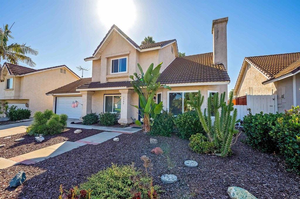 1384 Darwin Drive, Oceanside, CA 92056 - MLS#: NDP2111259